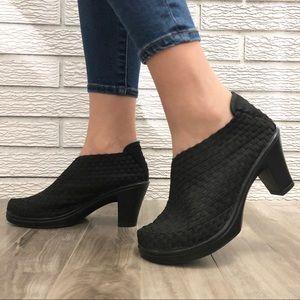 bernie mev. Shoes - Bernie Mev | Woven Stretch Booties
